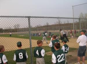 Osceola youth baseball traveling team 5th and 6th grade