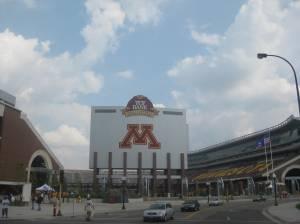 Great stadium
